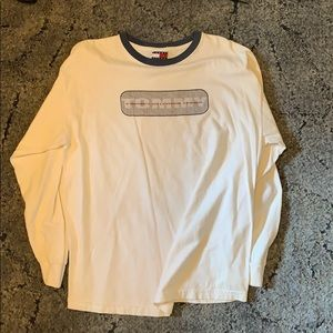 Vintage Tommy Hilfiger Long Sleeve Shirt!!
